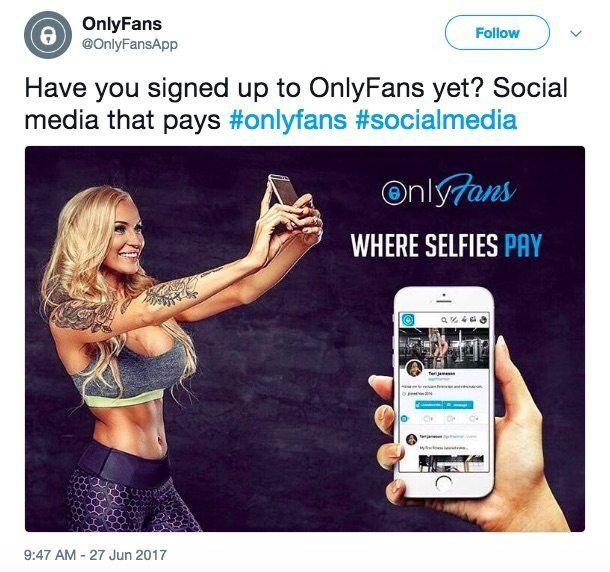 Polémica plataforma donde jóvenes venden contenido erótico