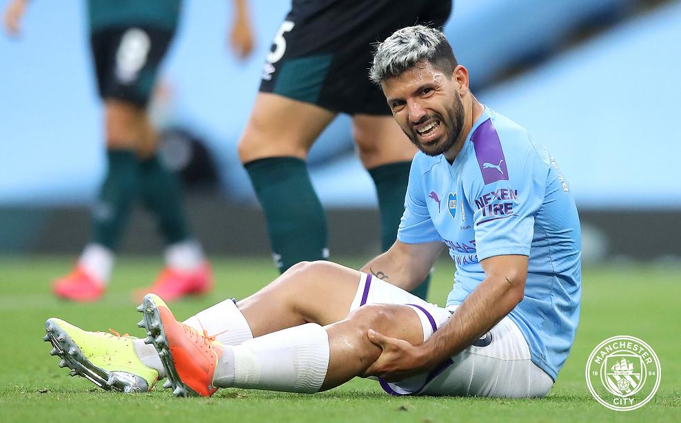 Alerta en la Selección Argentina: volvió a lesionarse el Kun Agüero
