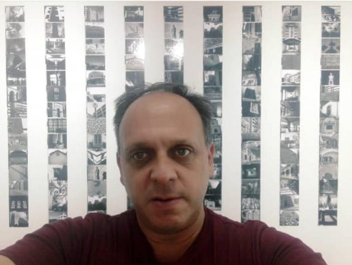 Pornorafía infantil en San Juan: Carlos Campodónico fue detenido.