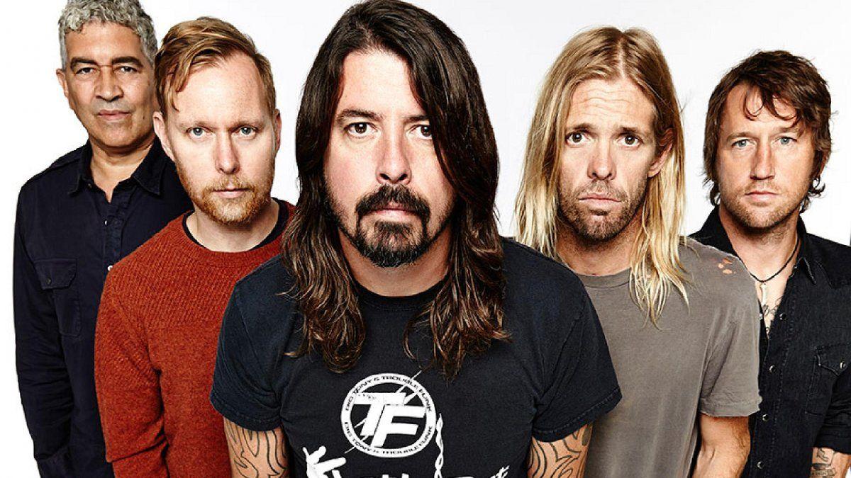 Foo Fighters comenzó el año con un tema nuevo.