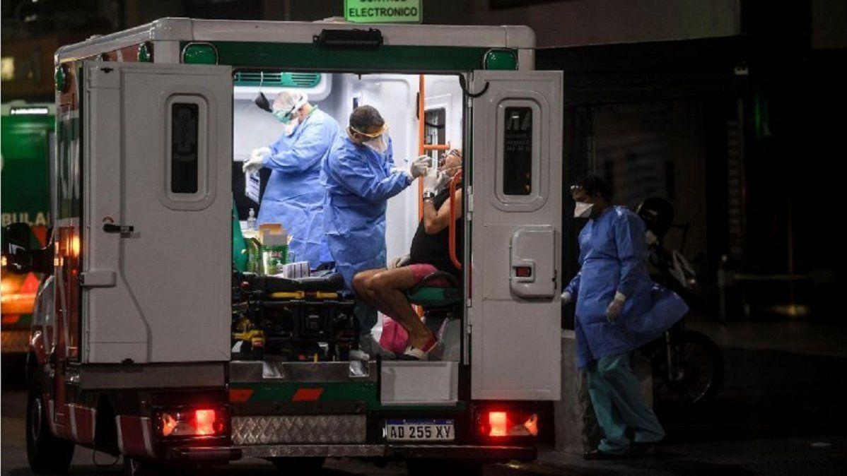 COVID-19 en Argentina: 118 muertes y 3.119 nuevos casos
