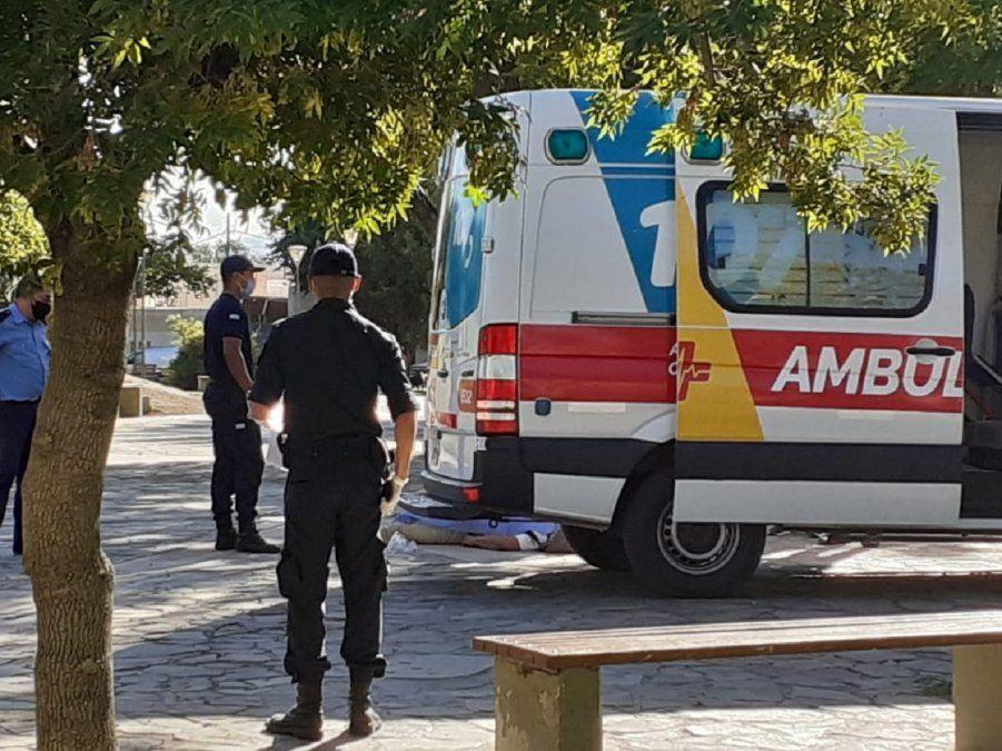Identificaron al hombre que murió en la plaza La Joroba