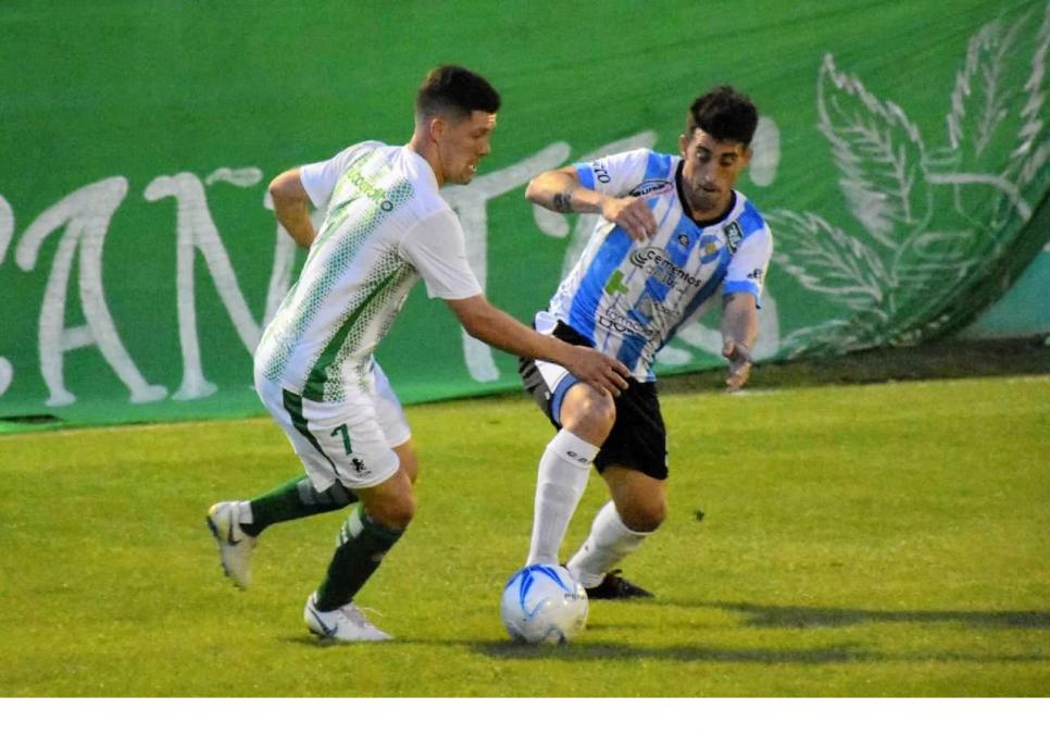 Desamparados ganó sobre la hora en Río Negro y se ilusiona en el Federal A