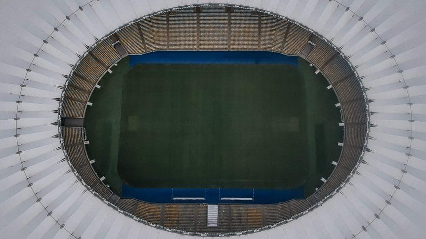Vuelve el público a los estadios en Río de Janeiro