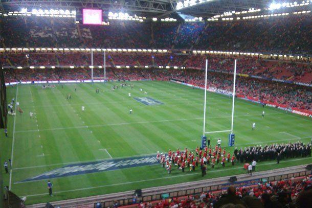 Rugby: comienza el Seis Naciones con Gales - Inglaterra