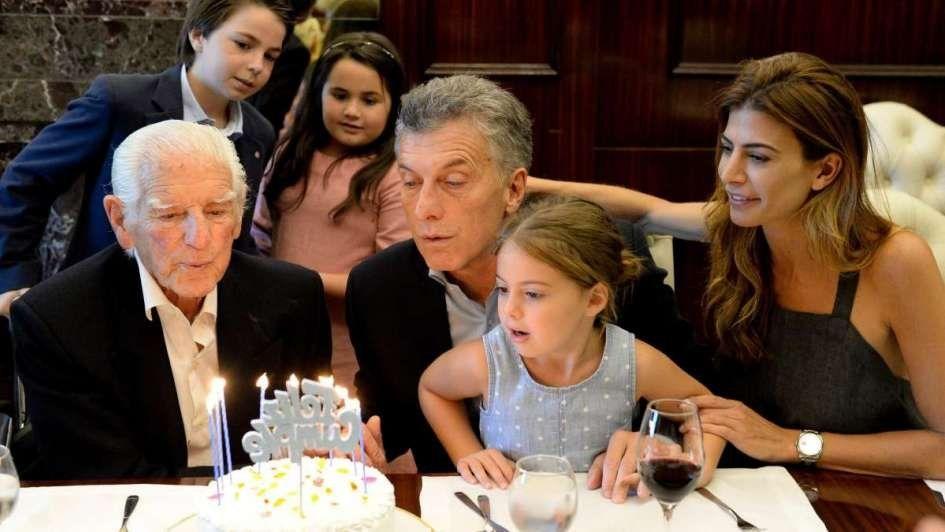 Lejos del poder, Macri cumplió 61 años