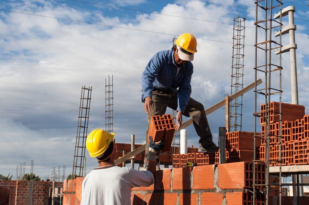 En diciembre creció la venta de materiales de construcción.