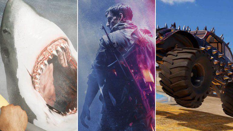 Estos son los juegos gratuitos de la PlayStation Plus del mes de mayo
