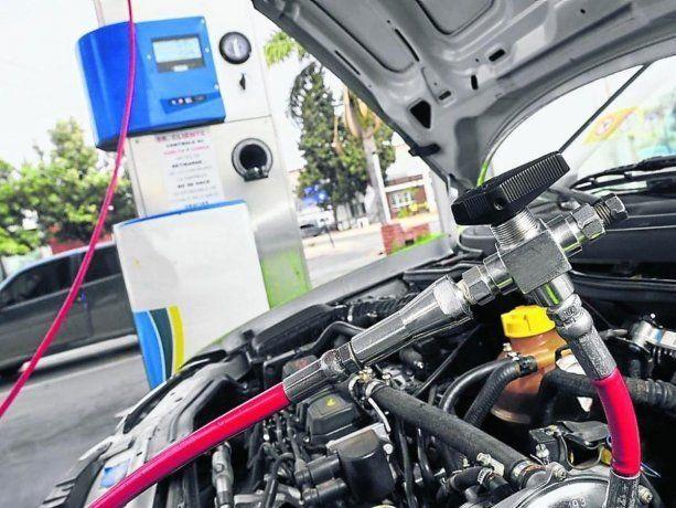 El Gobierno asegura el abastecimiento de gas para pymes y estaciones de GNC