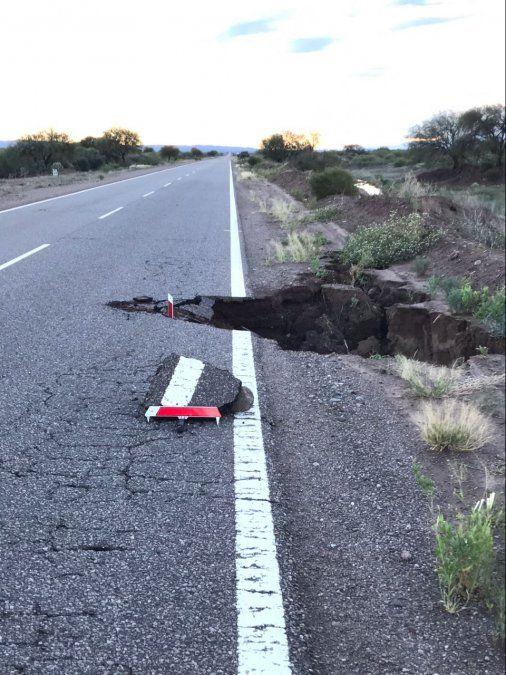 Conocé el estado de las rutas en la provincia luego de la tormenta
