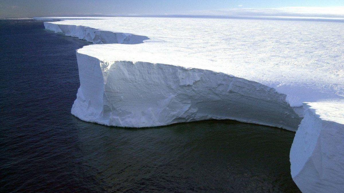 El glaciar del Día del Juicio Final podría estar derritiéndose