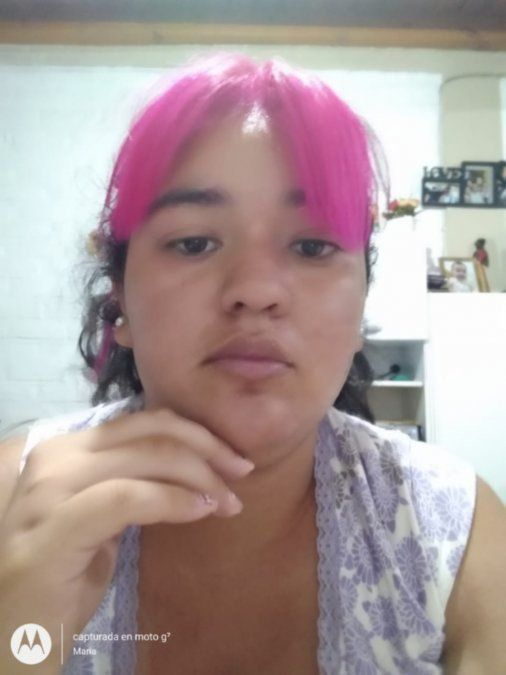 Yamila Robledo estaba desaparecida desde el miércoles.