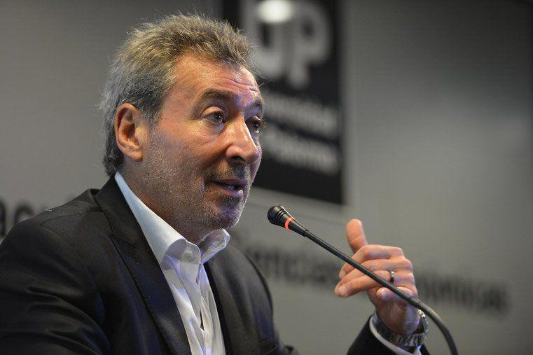 Daniel Vila anticipó hace 10 años, con una denuncia, los negociados de Julio Grondona