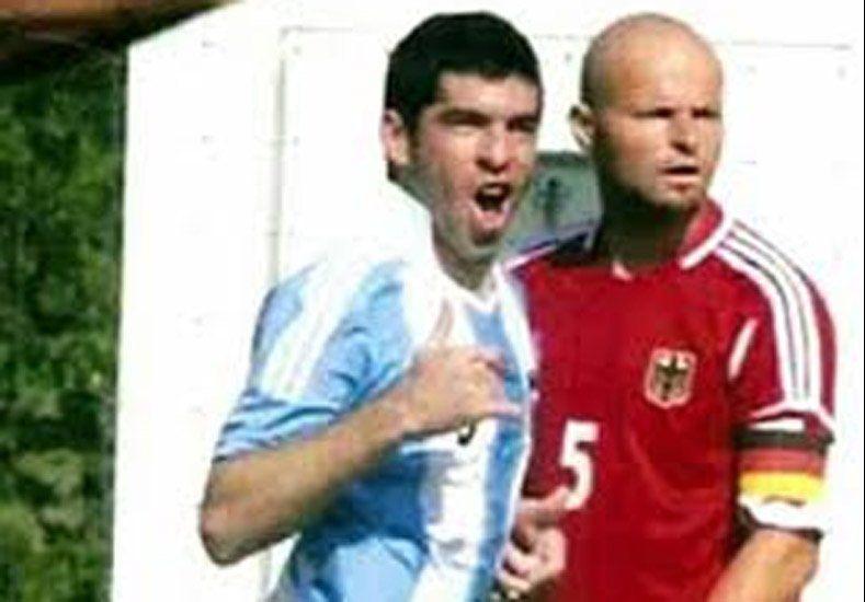 Ricardo Mestre recibió otra convocatoria a la Selección Argentina de sordos