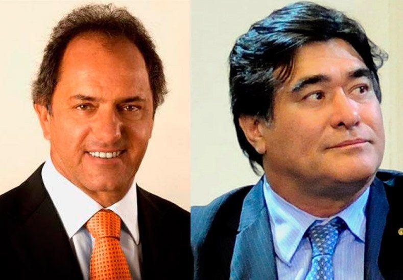 Daniel Scioli le ofreció la vicepresidencia a Carlos Zannini