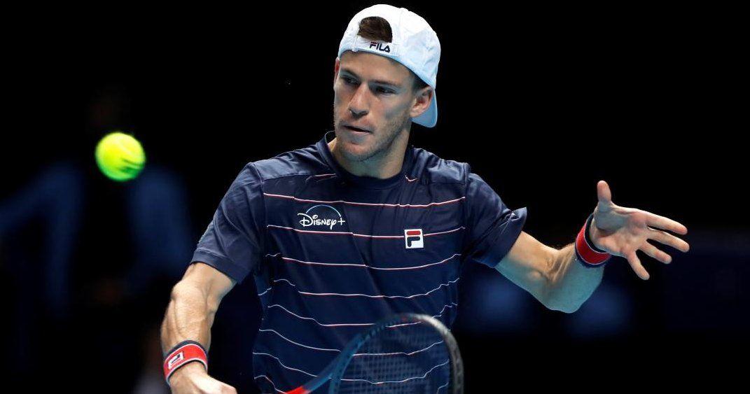 El Peque Schwartzman cerró su participación en el Masters de Londres con otra derrota.
