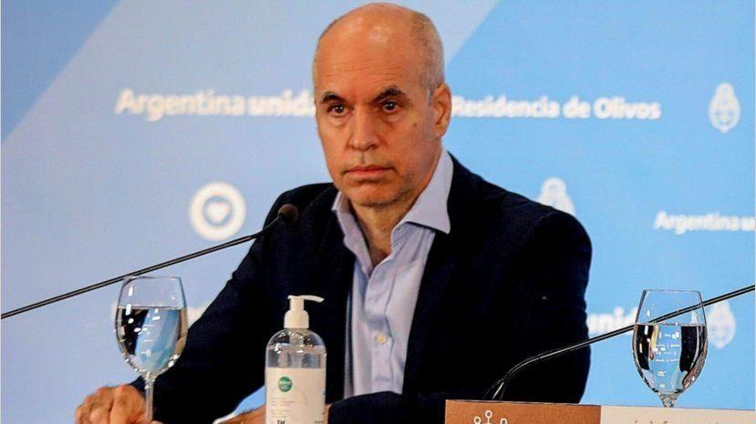 Fernández recibirá mañana a Horacio Rodríguez Larreta en Olivos