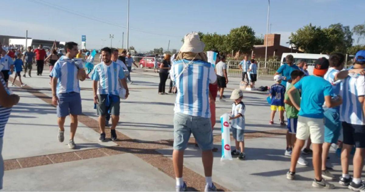 Copa América: el Comité Covid San Juan desalienta los festejos masivos