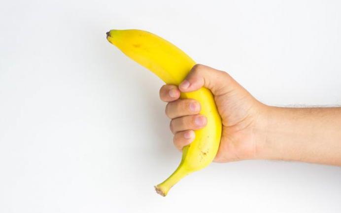 Moda peligrosa: los riesgos de masturbarse con una cáscara de banana