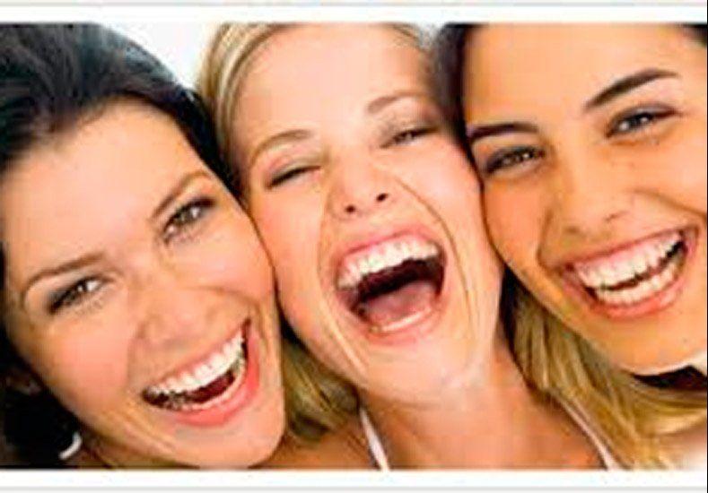 Mirá las razones científicas del porque reír