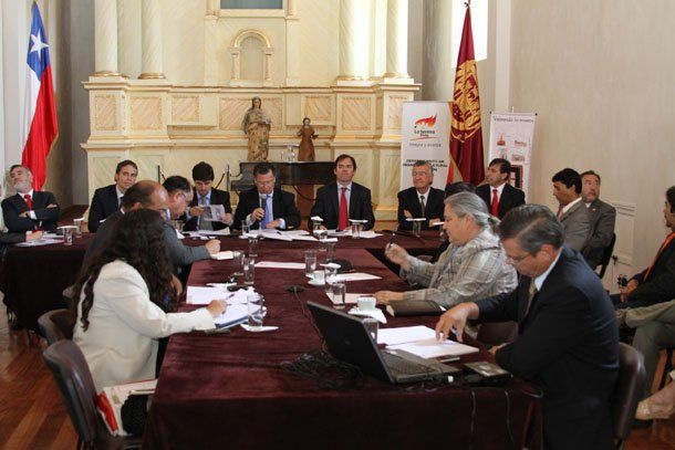 Gioja se reunió con diputados chilenos para hablar del Túnel de Agua Negra