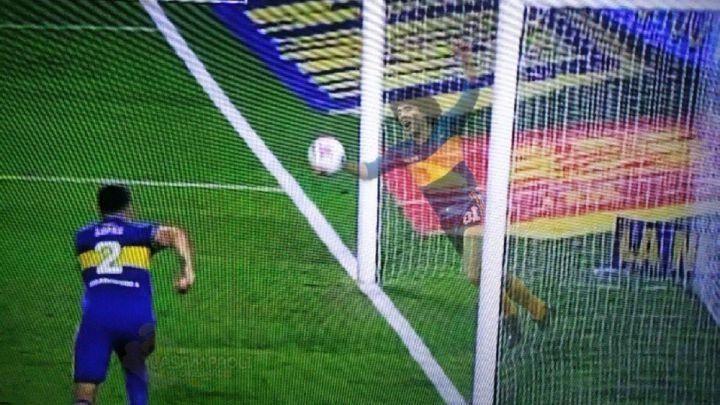 El misterioso gol que no fue y la aparición divina del Diego