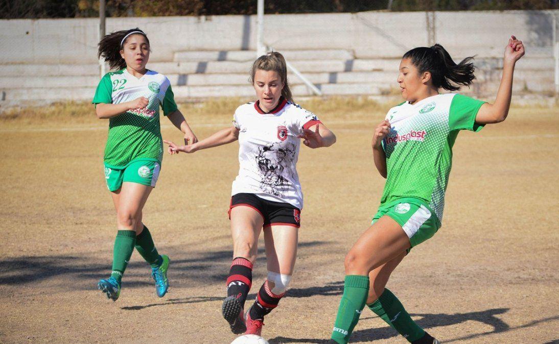 ¡Vuelve el fútbol femenino! Así se jugará la 1ª fecha