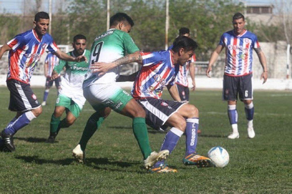 Peñarol cayó frente a Ferro en su visita por General Pico.