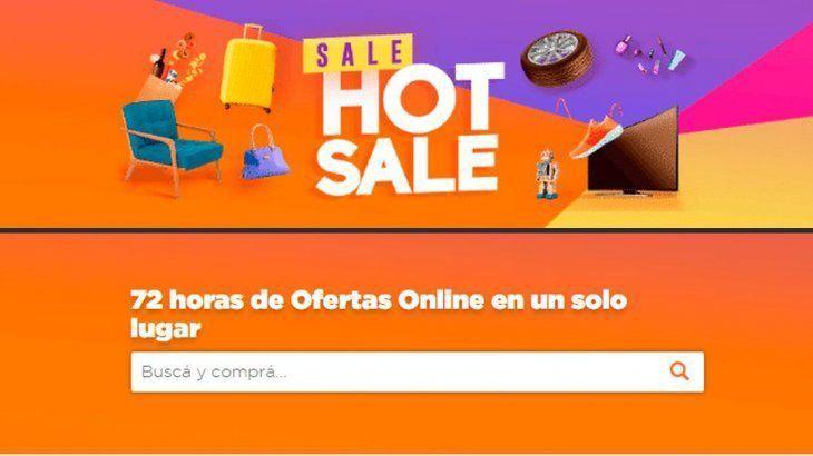 El Hot Sale facturó $25.000 millones en la primera edición 2021