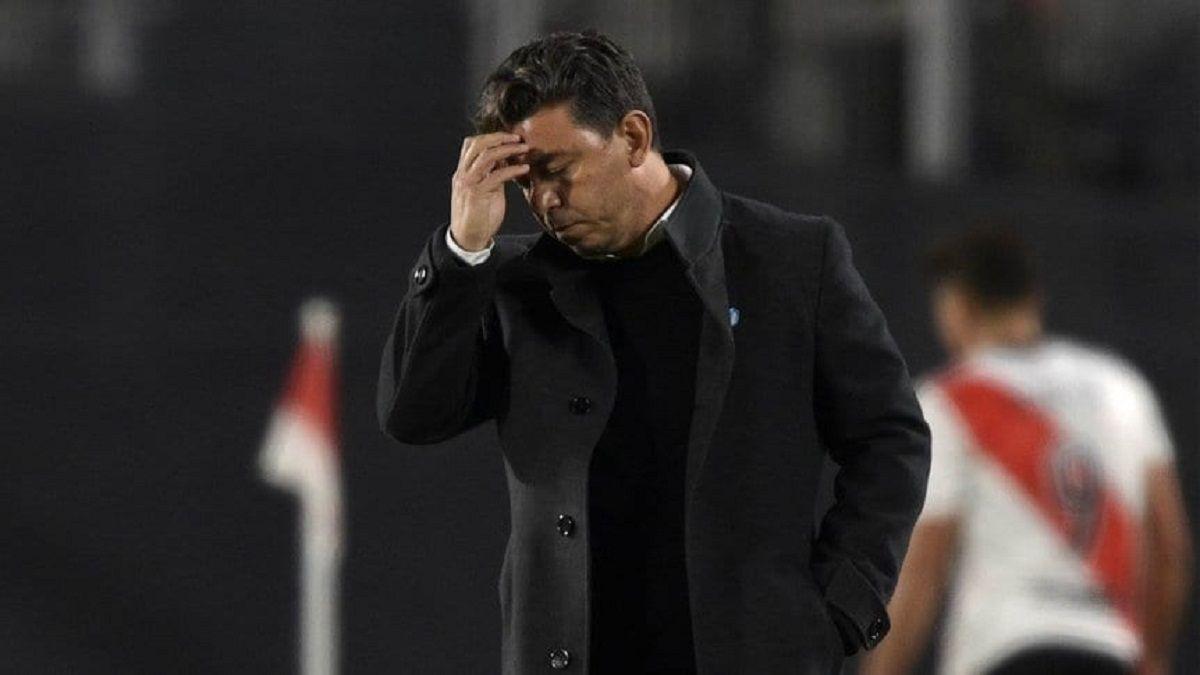 El cambio en River para el duelo con Atlético Mineiro