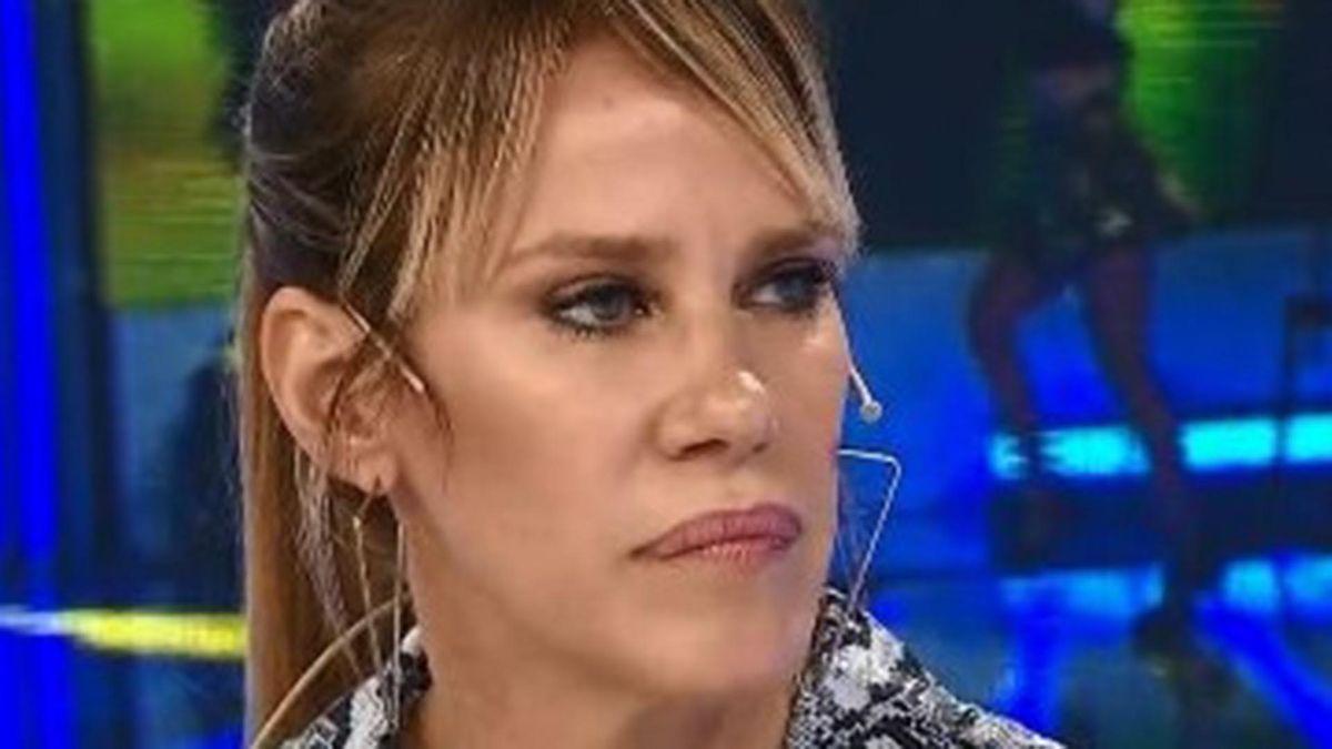 Marcela Baños contó que clonaron su teléfono.