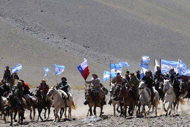El gobierno hizo un nuevo refugio para el próximo Cruce de los Andes