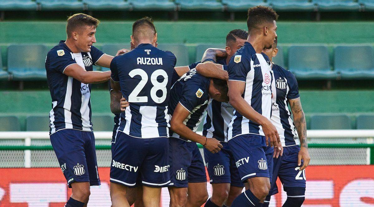 Talleres eliminó a Vélez de la Copa Argentina.