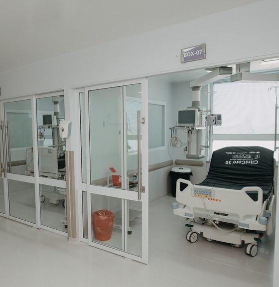 Hay 49 pacientes COVID-19 internados con respirador