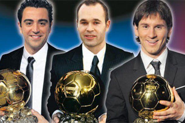 Hoy Messi puede ser declarado el mejor jugador del 2010