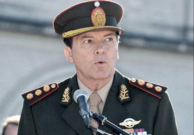 El general César Milani presentó su pase a retiro efectivo del Ejército