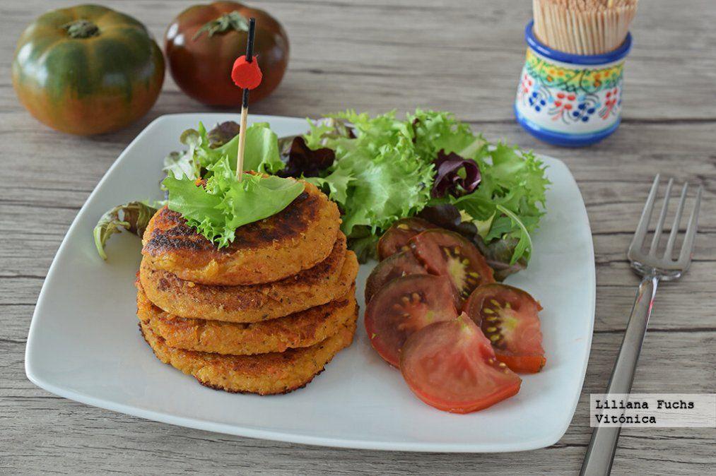 Hamburguesas veganas: alternativas para hacer en casa