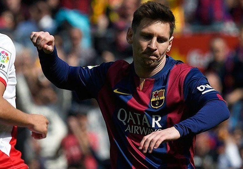 Messi explotó por un antidoping que le impidió estar en la despedida de Xavi