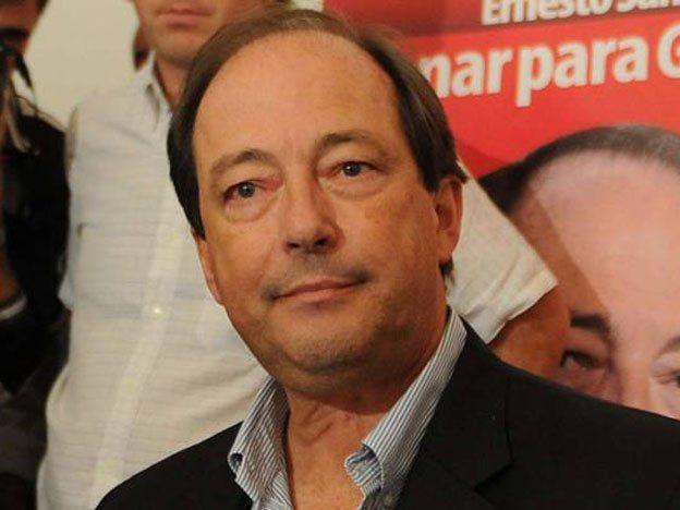 Lucas Llach será compañero de fórmula de Ernesto Sanz