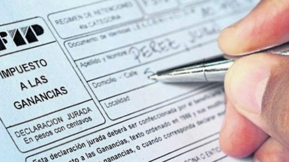 Aprobaron las modificaciones del Impuesto a las Ganancias
