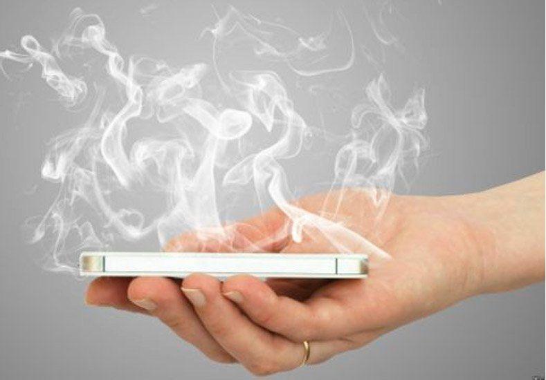 Por qué se calienta el celular y qué hacer cuando eso pasa