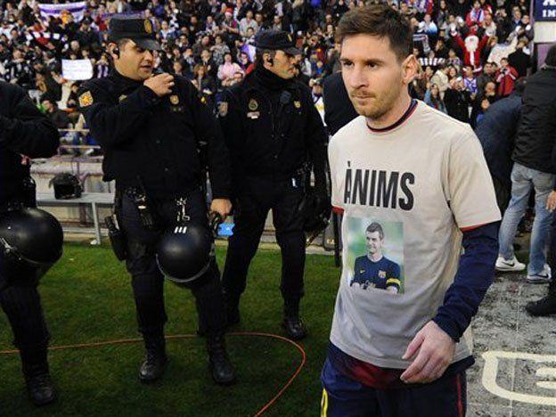 Ganar todo con Barcelona y clasificar al Mundial