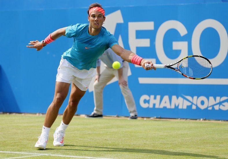 Al pasto: Nadal perdió ante el 79º del ranking en la primera ronda de Queens