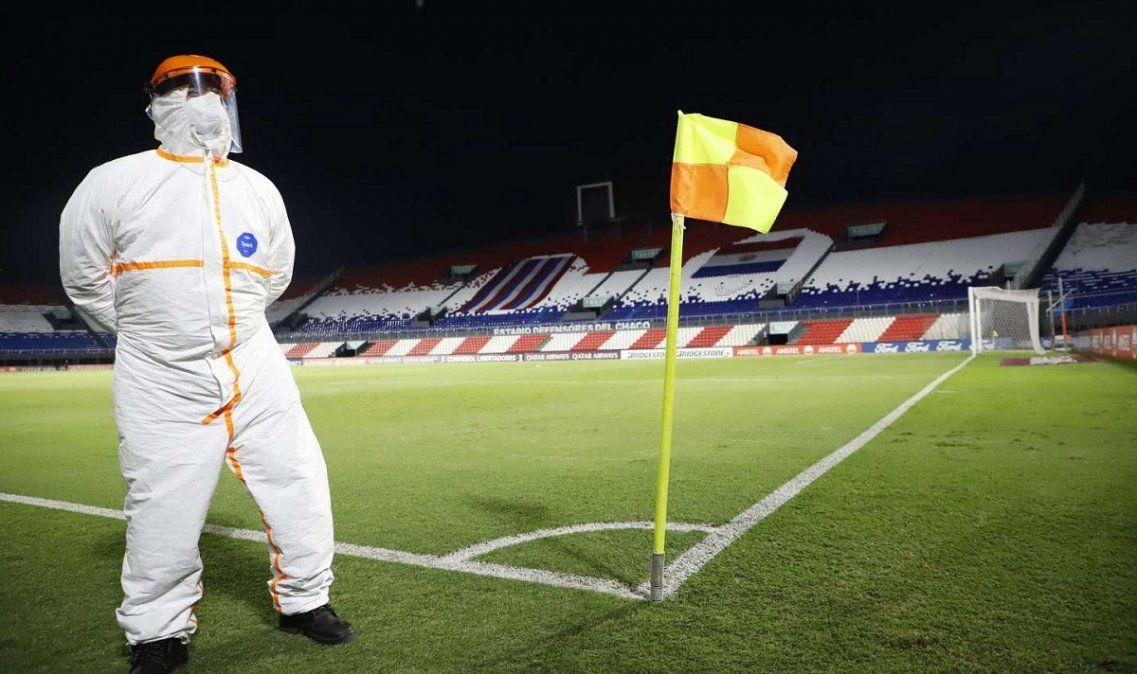 Gobierno seguirá sin autorizar en Argentina la Sinovac para futbolistas