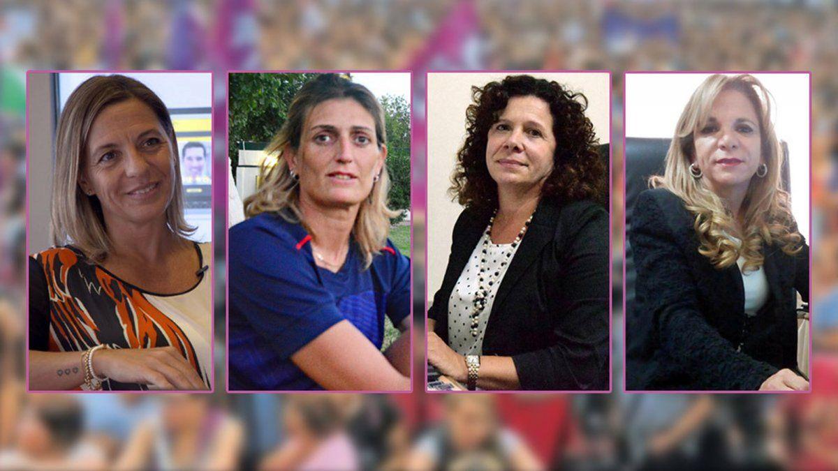 #8M: cuatro mujeres líderes que lograron conquistar espacios que estaban reservados para hombres