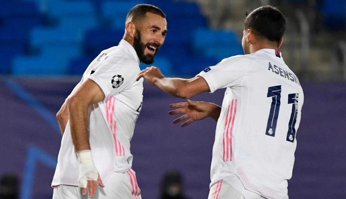 Real Madrid venció a Inter en un partido clave para la Champions