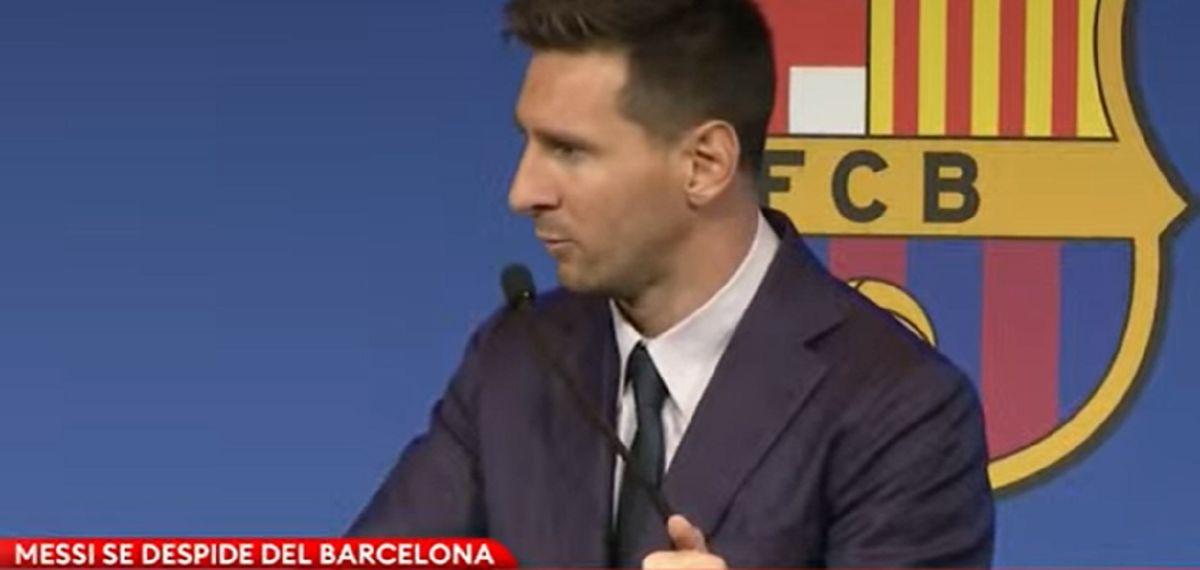 No tengo arreglado nada cerrado pero PSG es una posibilidad, admitió Messi
