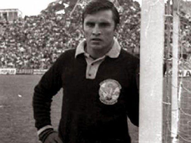 Falleció el ex arquero Ladislao Mazurwiewicz