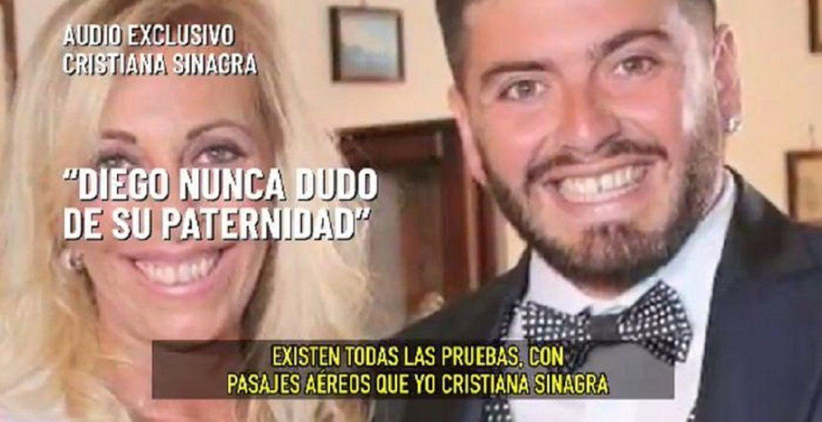 La madre de Diego Jr. furiosa con Morla: Maradona nunca dudó de su paternidad