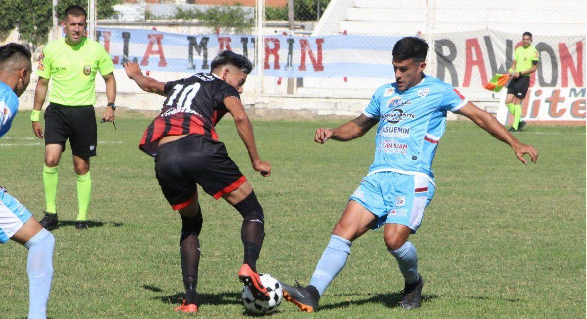 Trinidad y Alianza abrieron la primera fecha en el barrio Atlético. Foto: prensa Alianza.